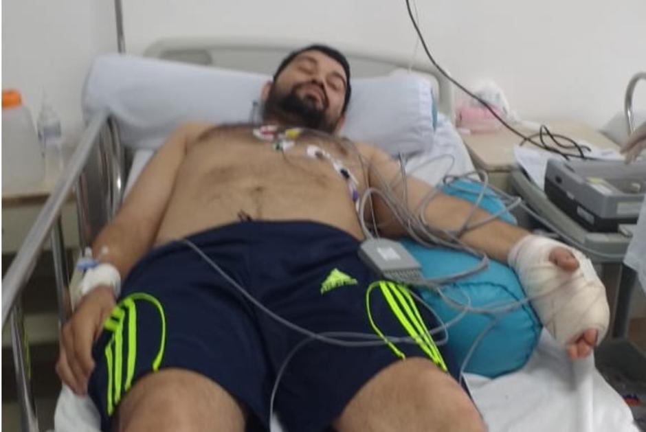 Após contrair infecção no Hugo, paciente deixa unidade por demora na cirurgia