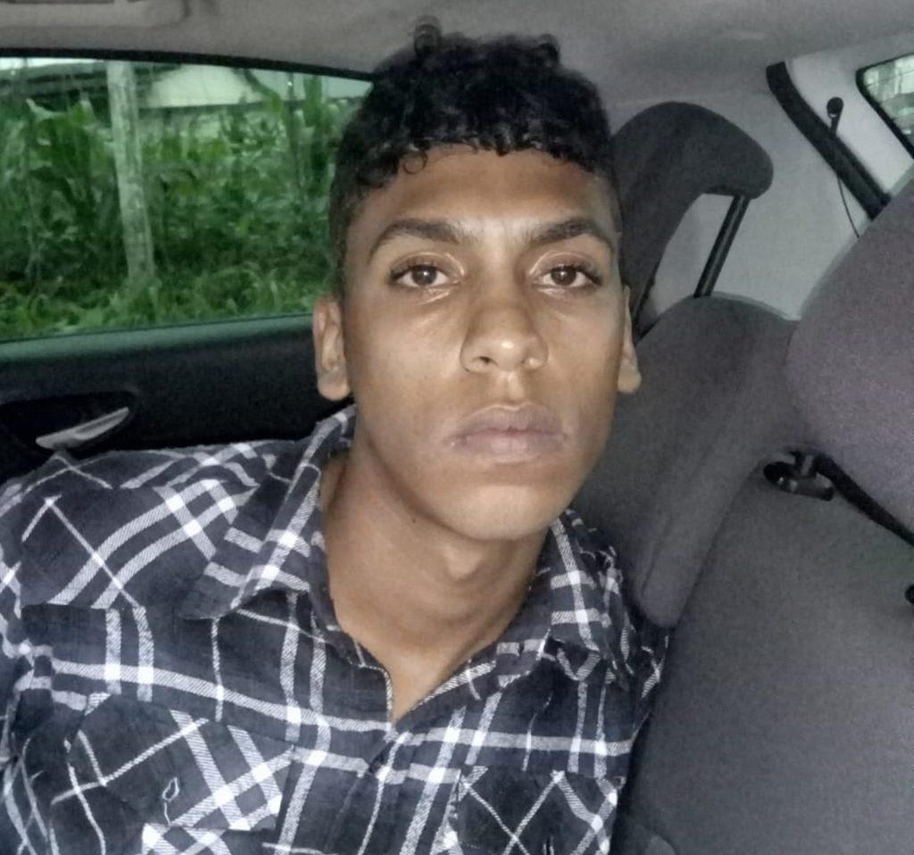 Mãe delata à policia filho que matou e filmou vítima em Aparecida de Goiânia