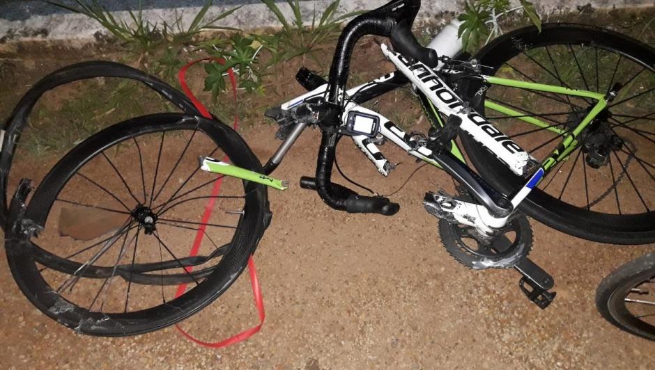 Homem que atropelou ciclista tem prisão em flagrante convertida em prisão preventiva