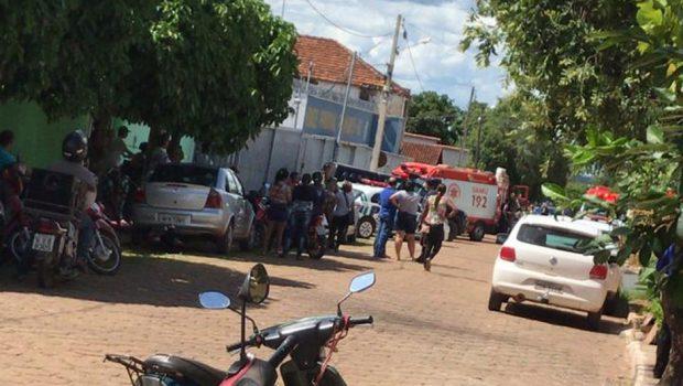 Rebelião em presídio de Porangatu acaba com quatro presos feridos