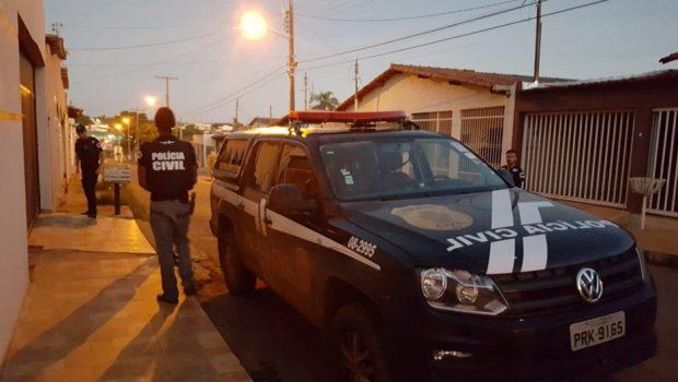 MP deflagra terceira fase da Operação Mãos à Obra em Formosa