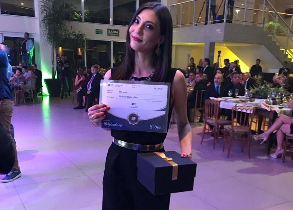 Mais Goiás vence categoria de webjornalismo no 2° Prêmio da CDL, em Goiânia