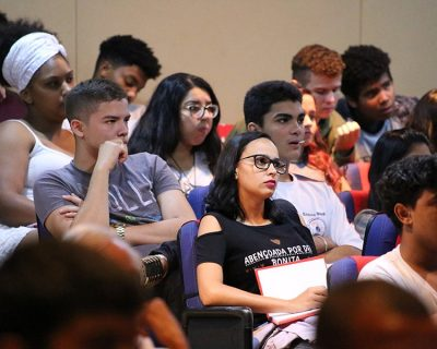 Matrícula para novos alunos começa nesta segunda-feira