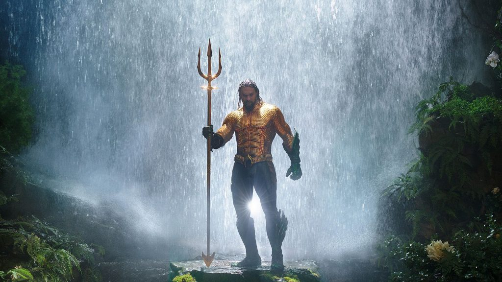'Aquaman': Warner divulga trailer final do longa sobre o herói dos sete mares