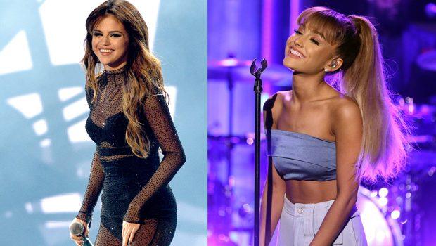 Selena Gomez segue na liderança como artista mais ouvida do Spotify; Ariana Grande vem depois