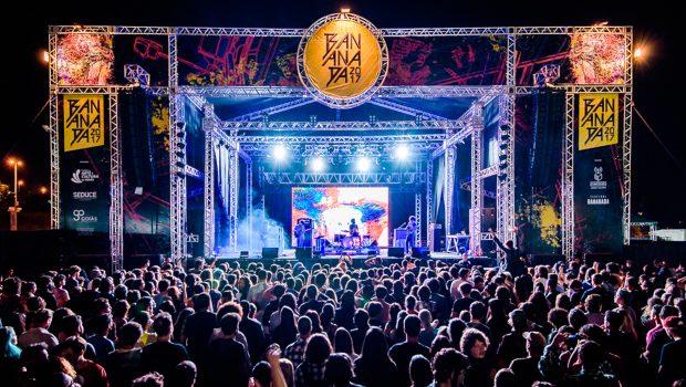 Festival Bananada será incluso no Calendário Oficial de Goiânia