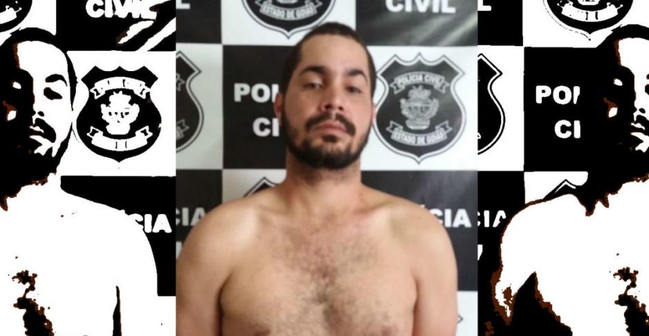 Jovem é preso suspeito de matar o próprio pai em Bom Jesus de Goiás