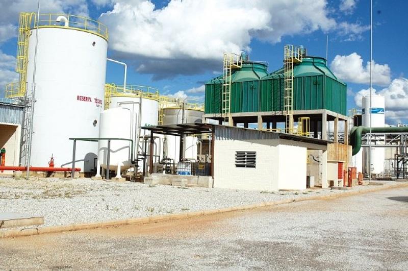 TRT-GO finaliza leilão de indústria de biodiesel e garante pagamento de R$ 3 milhões a trabalhadores em Porangatu-GO