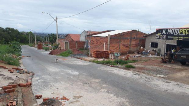 Moradores de Senador Canedo reclamam novamente de falta de água