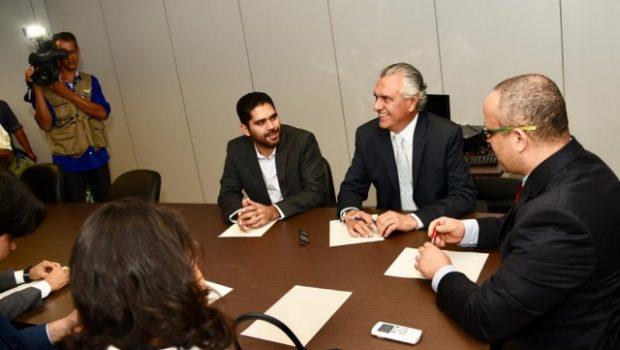 Caiado diz que a situação fiscal de Goiás é gravíssima e reclama de falta de transparência