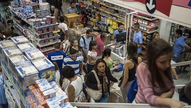 Mercado reduz de 4,43% para 4,40% estimativa de inflação para este ano