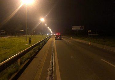 Motociclista morre em acidente na GO-070, entre Goiânia e Goianira