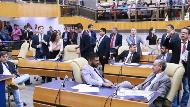Em primeira votação, vereadores aprovam data base e emenda que determina pagamento de retroativo