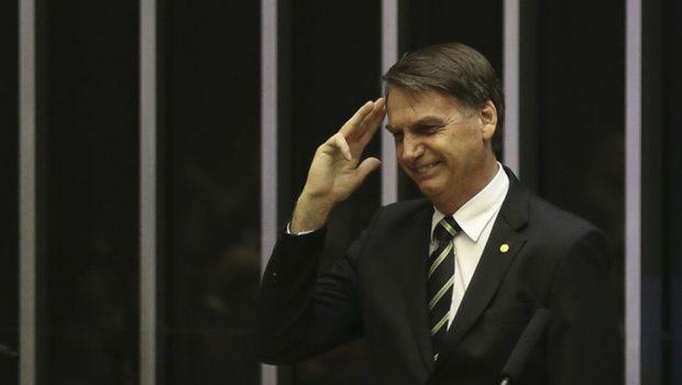 Réveillon na estrada para ver a posse de Bolsonaro
