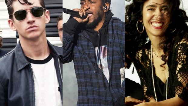 Arctic Monkeys, Kendrick Lamar e Tribalistas serão headliners no Lollapalooza 2019