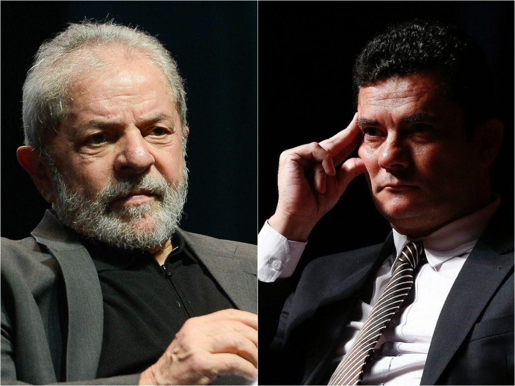 Em carta, Lula diz que Moro 'saiu do armário' ao aceitar convite para ministério