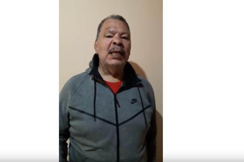 """Em vídeo, Maguila se diz """"abandonado"""" e pede ajuda para deixar clínica; instituição nega"""