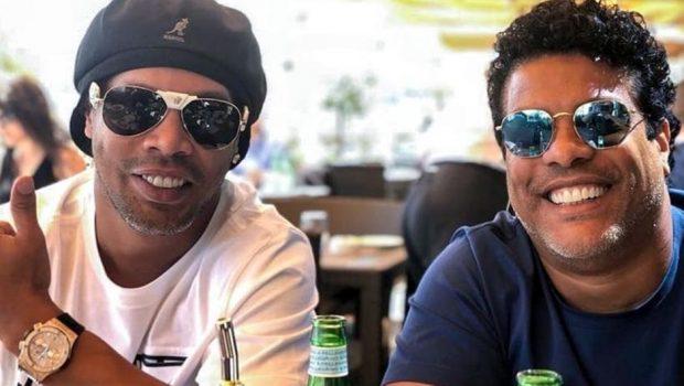 Justiça do RS manda apreender passaportes de Ronaldinho Gaúcho e Assis
