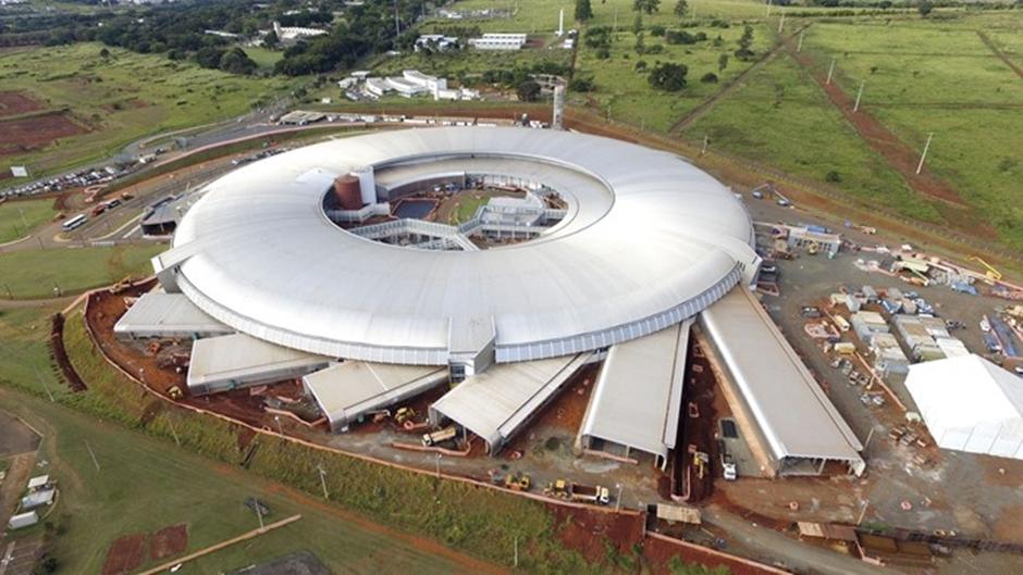 Novo acelerador de elétrons coloca Brasil na fronteira da ciência mundial