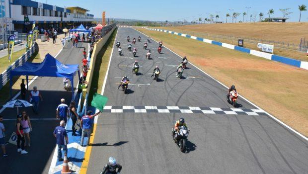 Motociclista Solidário ganha ingressos para o Goiás Superbike