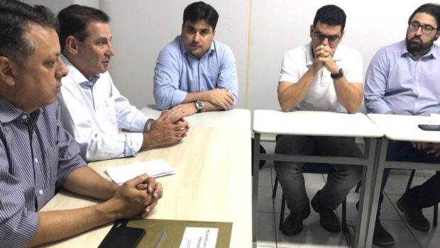 """""""Altas em combustíveis devem ser combatidas"""", afirma senador eleito em Rio verde"""