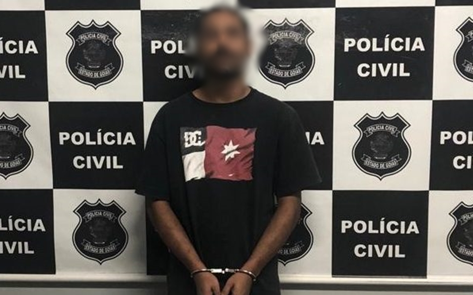Homem é preso por tráfico de drogas, no Setor Guanabara III