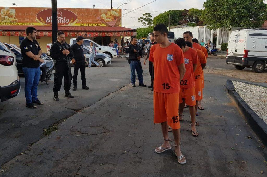 Detentos de Goiânia comandavam tráfico de drogas em quatro estados brasileiros