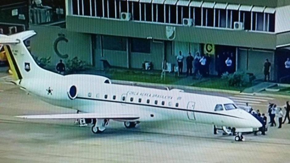 Bolsonaro chega a Brasília para primeiro ato como presidente eleito