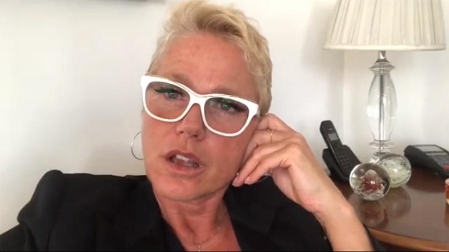 Após show em Fortaleza, irregularidades impedem Xuxa de retornar ao Rio