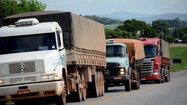 Veículos pesados terão circulação restrita no feriado prolongado