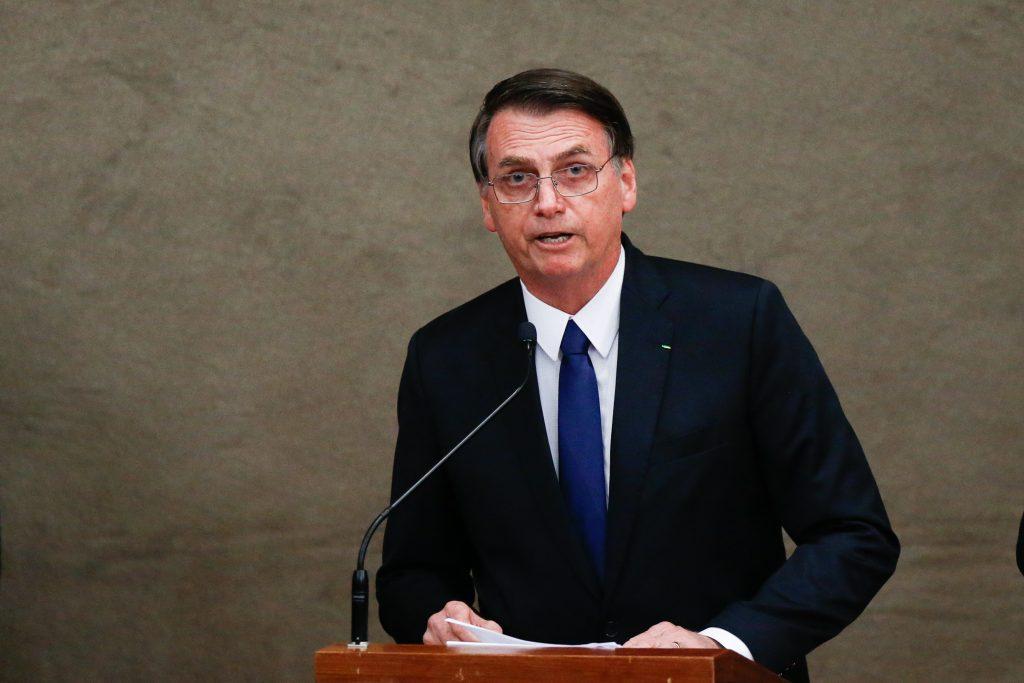'Se tiver algo errado, que paguemos', diz Bolsonaro sobre Coaf