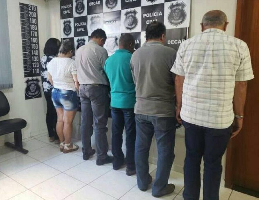 Donos de papelarias de Goiânia são presos por vender cadernos roubados