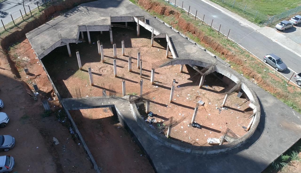 Casa de vidro - Mais Goiás