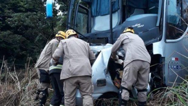 Cinco pessoas morrem em acidente na BR-020, em Formosa