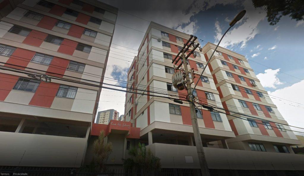 Bombeiros controlam incêndio em apartamento do Setor Vila Nova; ninguém se feriu