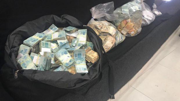 Célula financeira do Comando Vermelho é desarticulada pela PC de Goiás; R$ 20 milhões em bens foram apreendidos