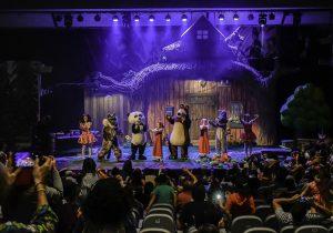 Masha e o Urso se apresentam neste domingo em Goiânia