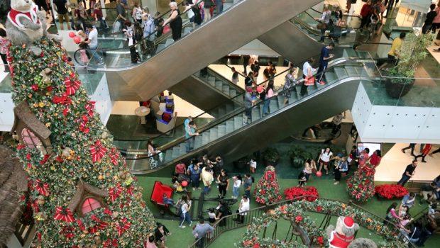 Shoppings terão horários de funcionamento especiais nas festas de final de ano