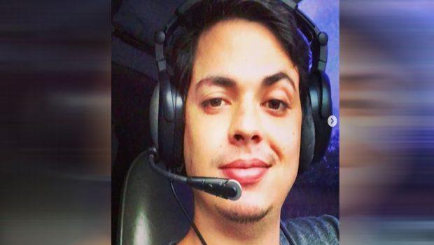 Piloto goiano morre em queda de avião em Mato Grosso do Sul