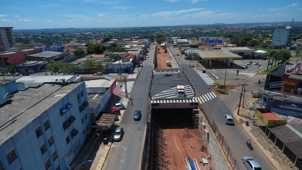 Prefeitura de Aparecida de Goiânia libera cruzamento das Avenidas Tapajós e Rudá neste sábado (15)
