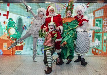 """""""Vila Encantada de Natal"""" chega a Goiânia nos dias 15 e 16 de dezembro"""
