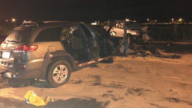 Mulher morre após se envolver em acidente de trânsito na Vila Itatiaia, em Goiânia