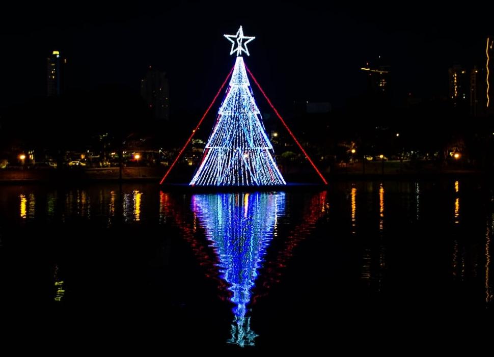 Parque Vaca Brava terá decoração de natal especial para este final de ano