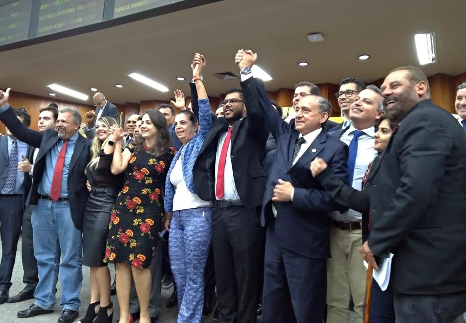 Romário Policarpo é eleito presidente da Câmara Municipal de Goiânia