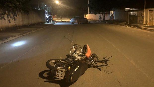 Motociclista morre em acidente de trânsito no Jardim América, em Goiânia