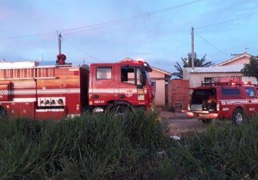 Briga de casal acaba em incêndio com vítima fatal, em Formosa