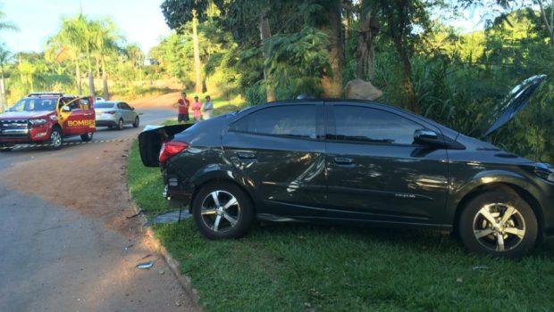 Casal morre em acidente na GO-222, em Nerópolis