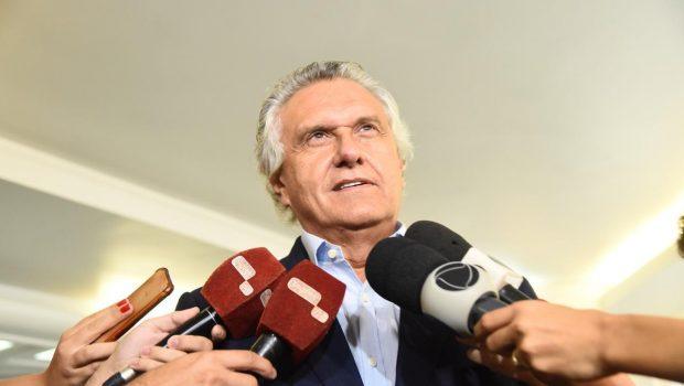 Caiado afirma que gastos com terceirizados dobraram entre 2014 e 2018