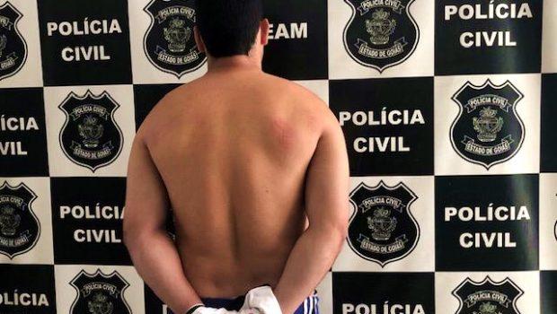 Homem é preso após abusar sexualmente de primos menores de idade em Goianésia
