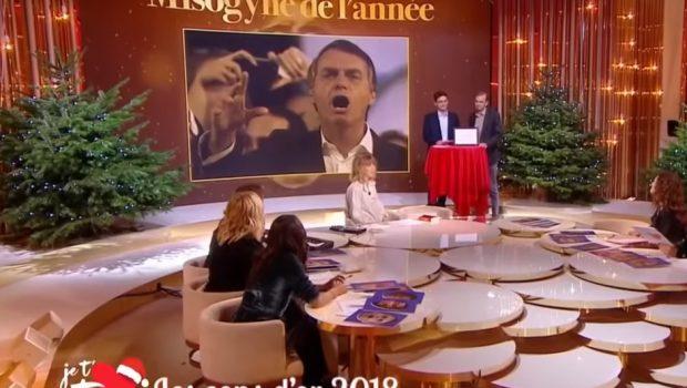 Depois da TV estadunidense, Bolsonaro é satirizado na França